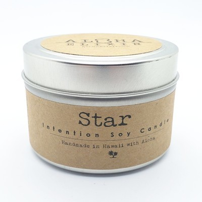 STAR Soy Candle