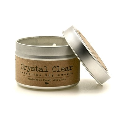 Crystal Clear Candle