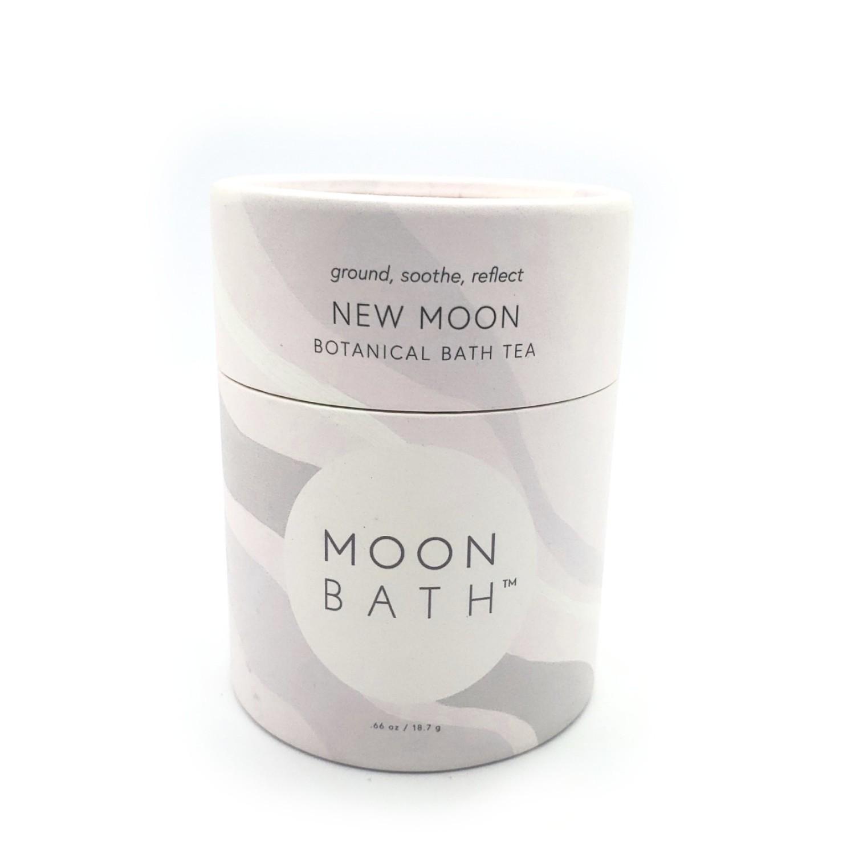 New Moon Bath