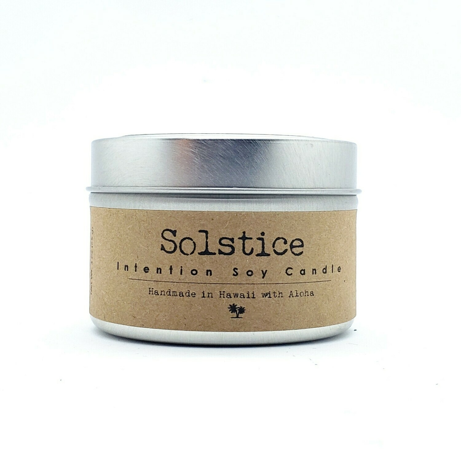 Solstice 88 Numbered Limited Edition Intention Candle