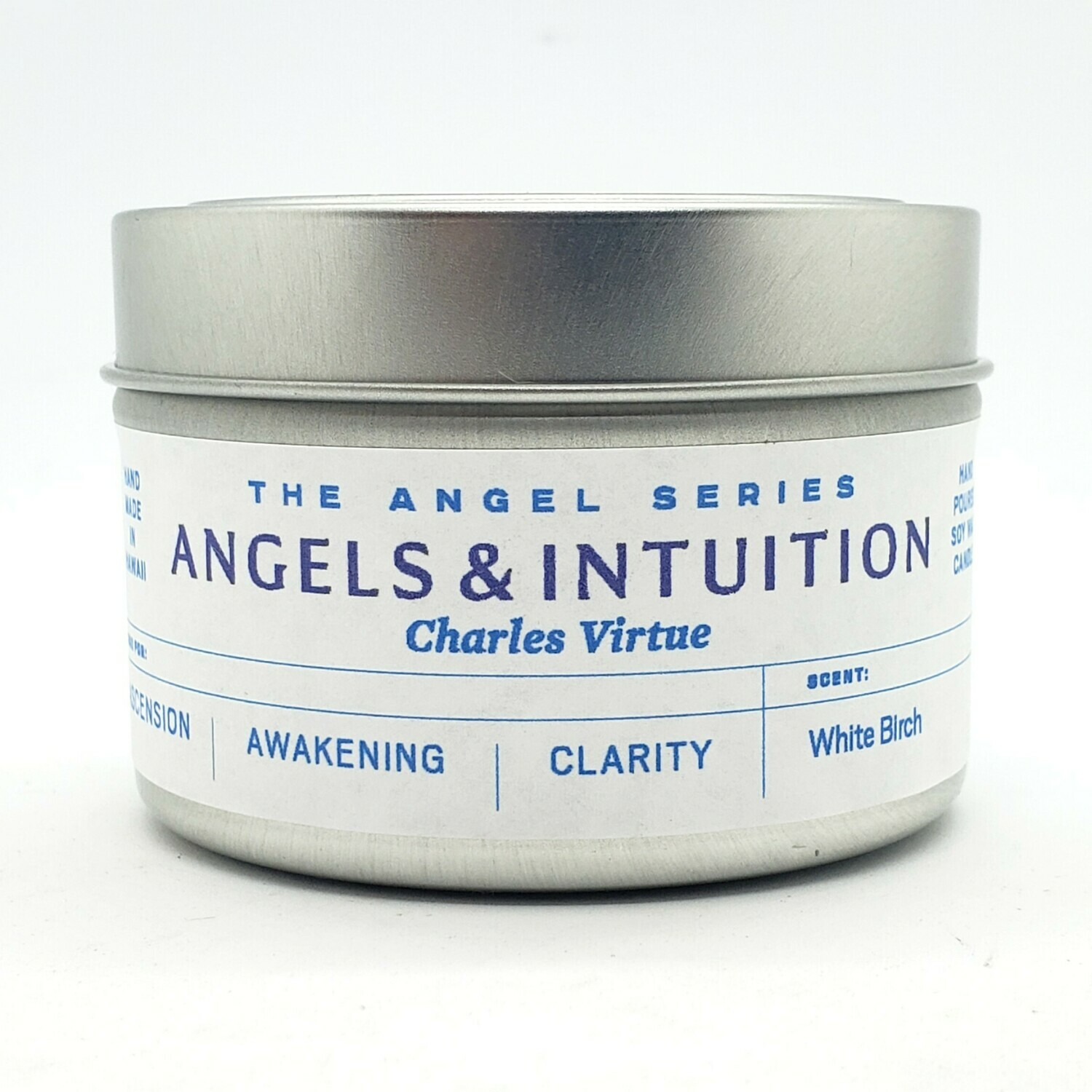 Angels and Intuition by Charles Virtue