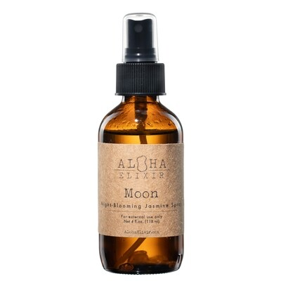 Moon Night Blooming Jasmine Botanical Spray