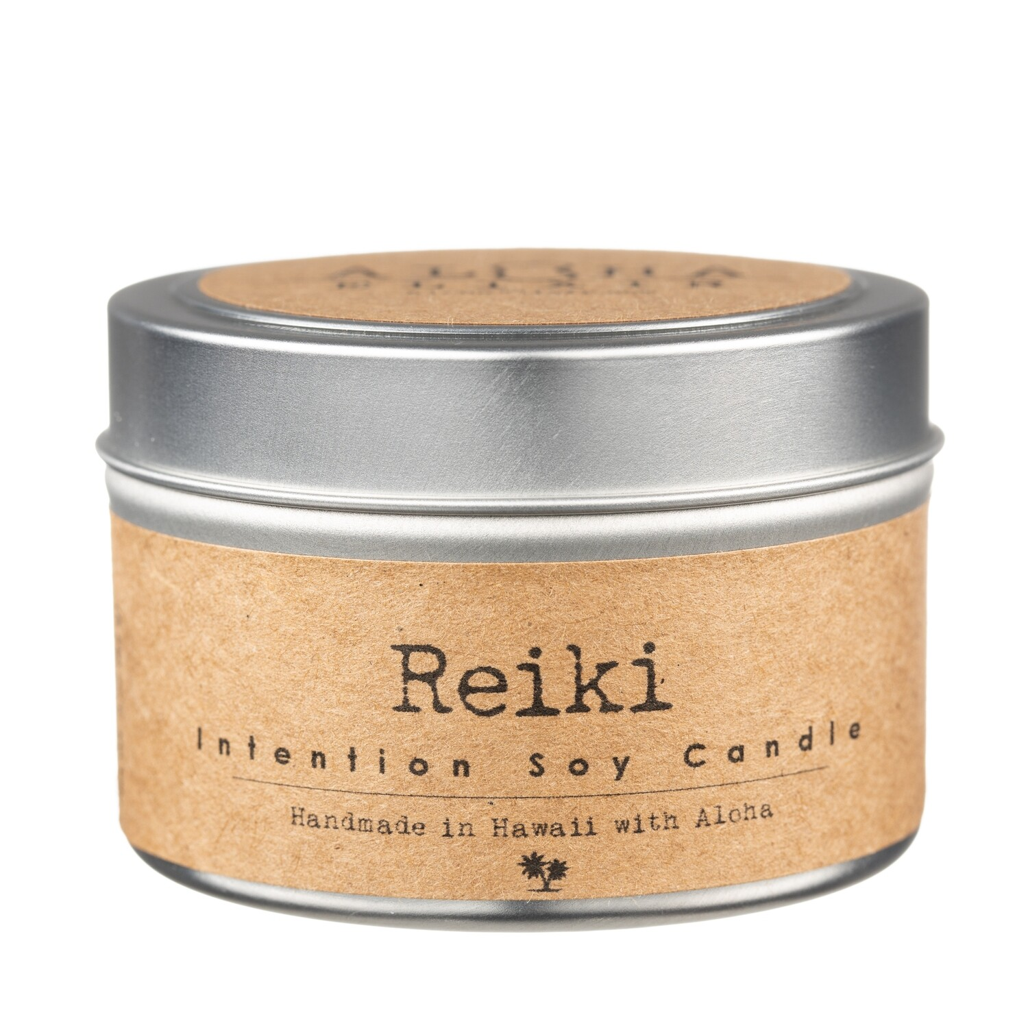 Reiki Soy Intention Candle