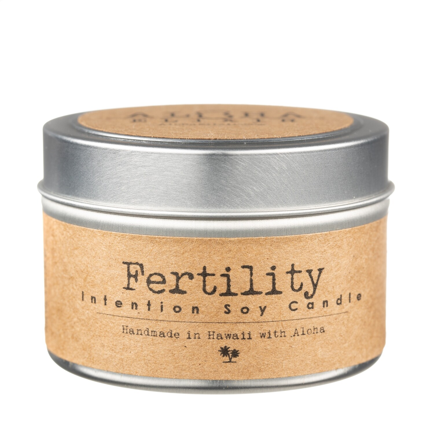 Fertility Soy Intention Candle
