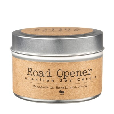 Road Opener Soy Intention Candle