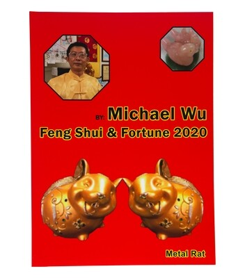 2020 Feng Shui & Fortune Book Metal Rat