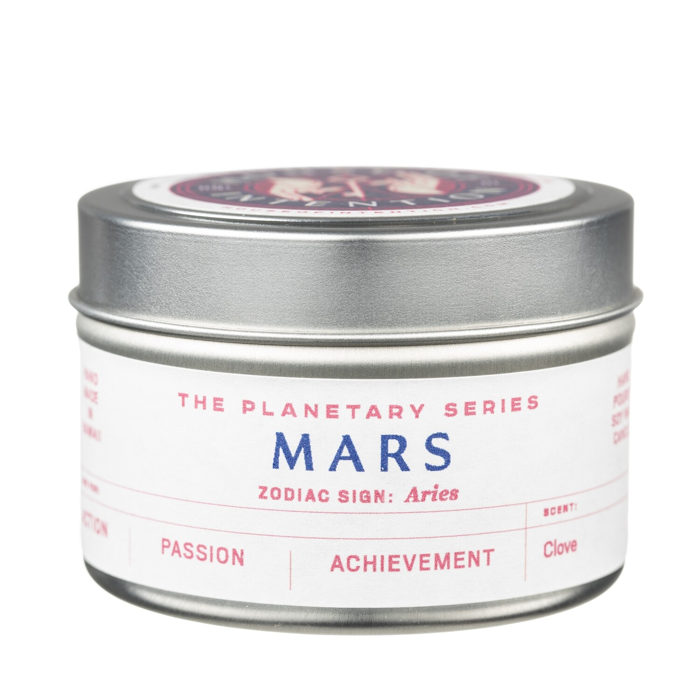 Mars Zodiac Sign: Aries