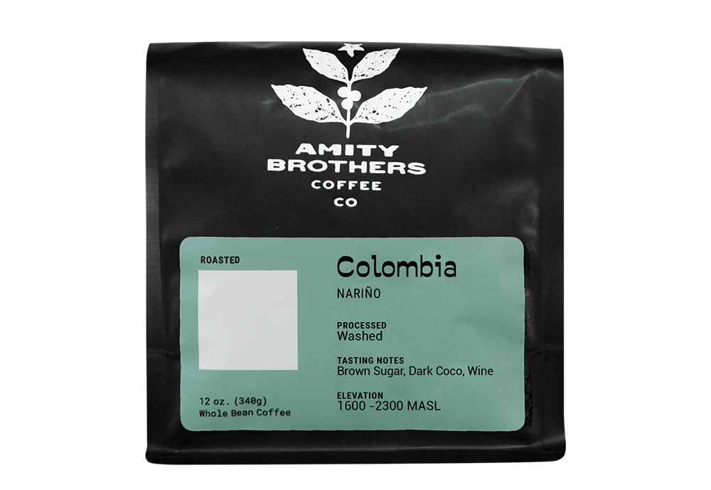 Colombia, Nariño - Washed 00020