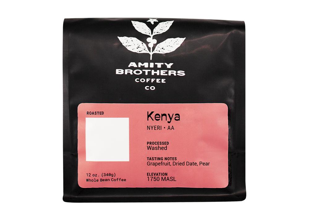 Kenya, Nyeri • AA - Washed 00015
