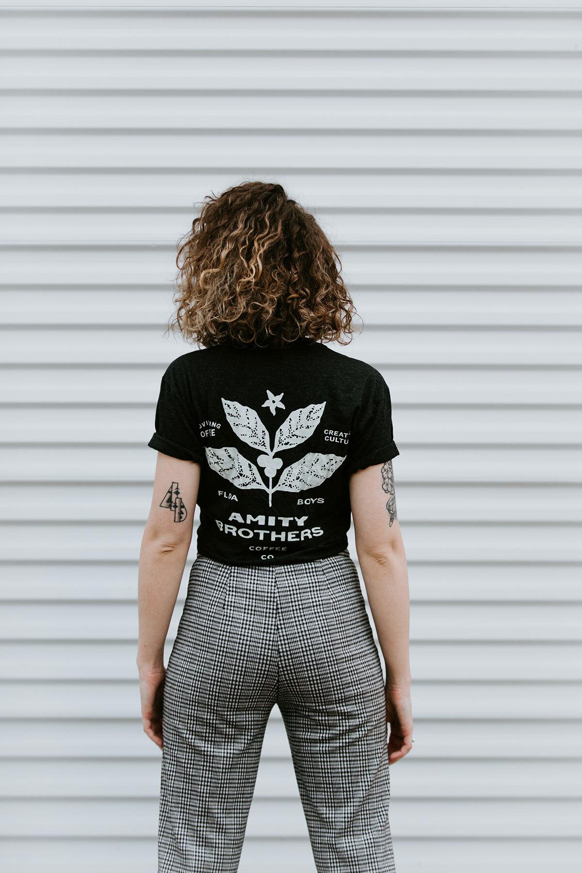 PRE ORDER - Amity Bros. T-shirt