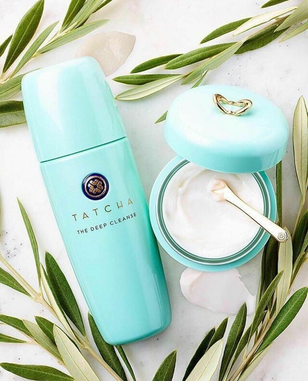 Pore-Perfecting Moisturizer & Cleanser Duo TATCHA