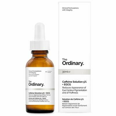 Caffeine Solution 5% + EGCG  THE ORDINARY