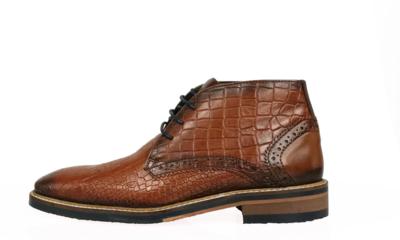 Jenszen gekleed schoenen