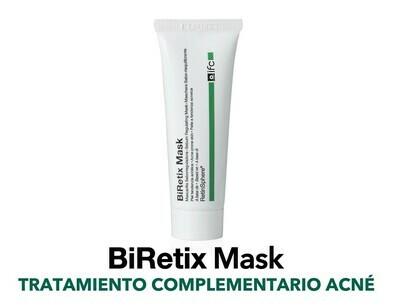 BIRETIX MASK. Revitaliza, purifica y absorbe la grasa y comedones.