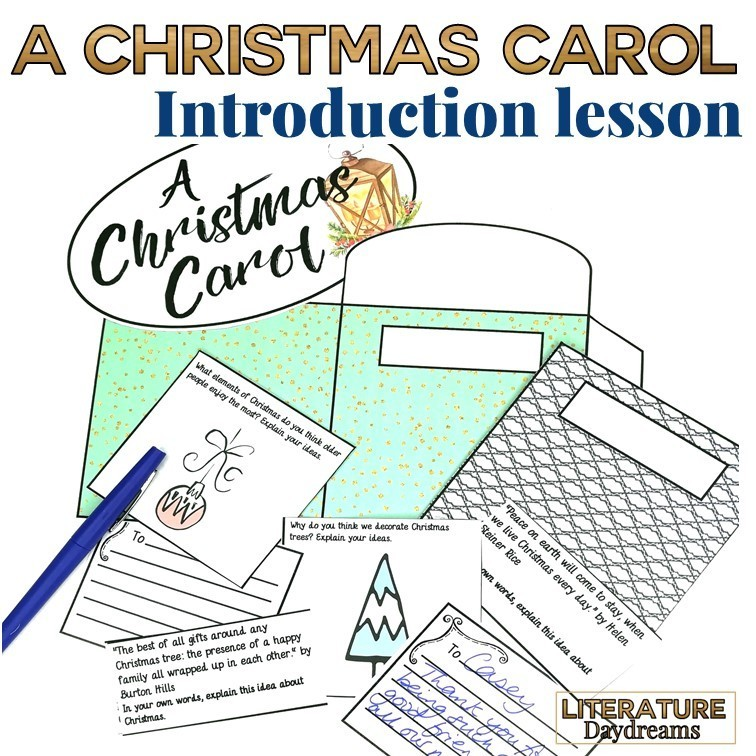 Christmas Carol Introduction