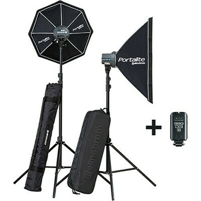 Elinchrom D-Lite RX One To Go Kit