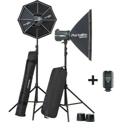 Elinchrom BRX 500/500 To Go Kit