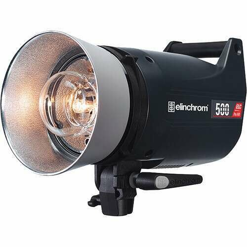 Elinchrom ELC Pro HD 500 Flash Head