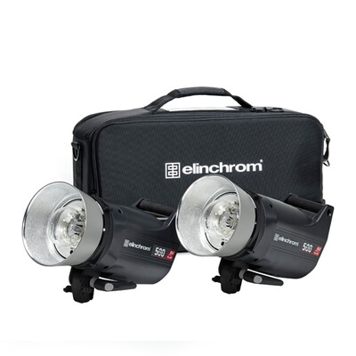 Elinchrom ELC Pro HD 500 To Go Kit