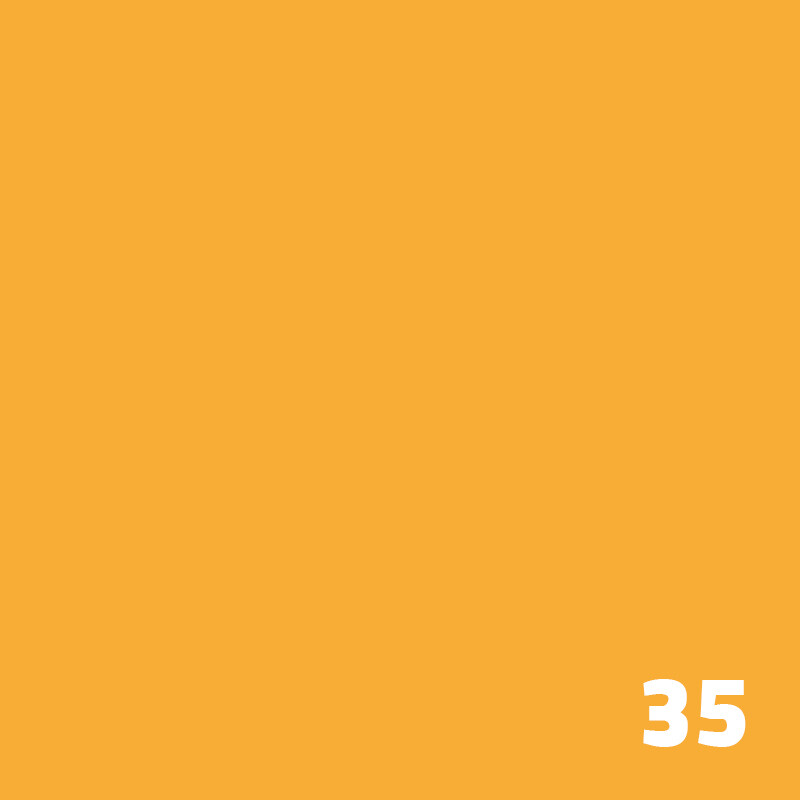 SUPERIOR Seamless Paper 2.7m - Yellow-Orange