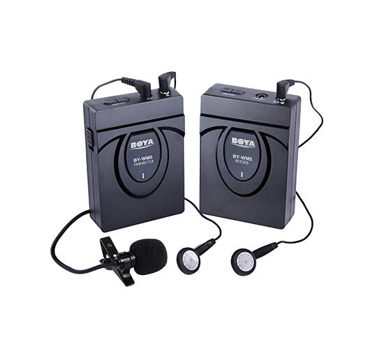 Boya WM5 Wireless Microphone
