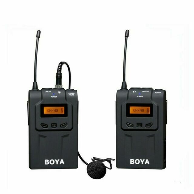 Boya WM6 Wireless Microphone