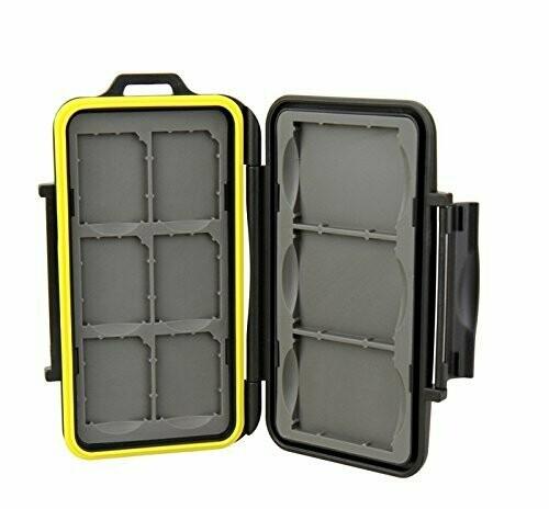 LightBug SD / CF Card Case