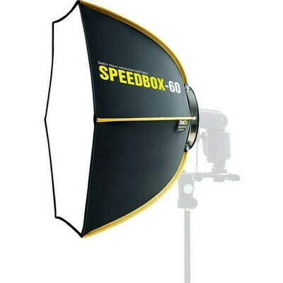 SMDV SPEEDBOX 60 Hexagonal Softbox - 60 CM