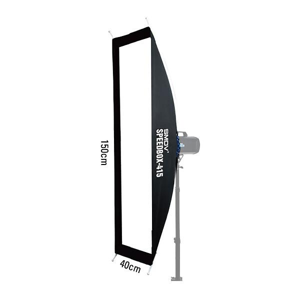 SMDV Speedbox Strip 415 - 40 x 150 CM