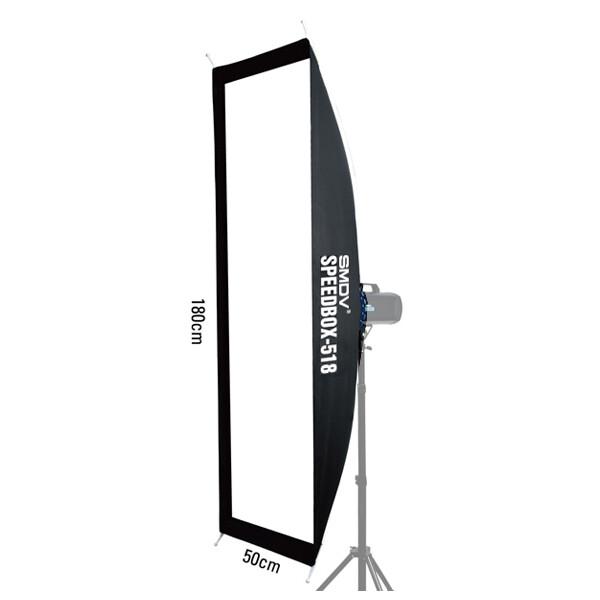 SMDV Speedbox Strip 518 - 50 x 180 CM
