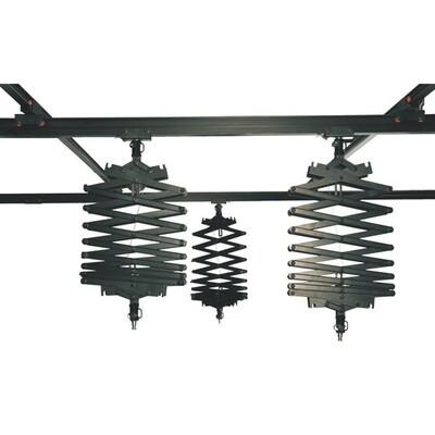 Lightbug Ceiling rail System