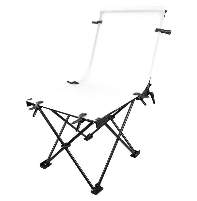 Lightbug Foldable Product Photography Table