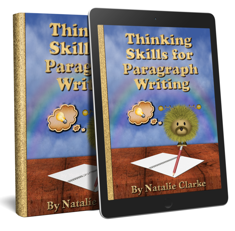 Thinking Skills For Paragraph Writing
