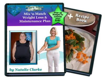 Mix 'n Match Weight Loss and Maintenance Plan