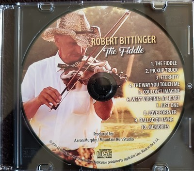 Robert Bittinger 1st Album