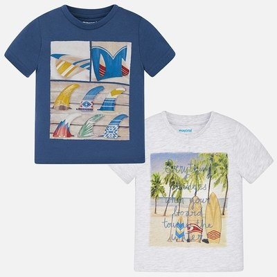 2pc T-Shirt Set 3089S-7