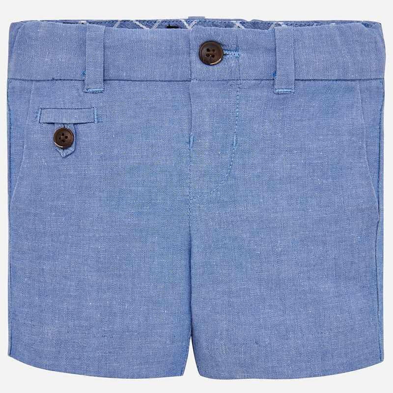 Linen Shorts 1238 6m