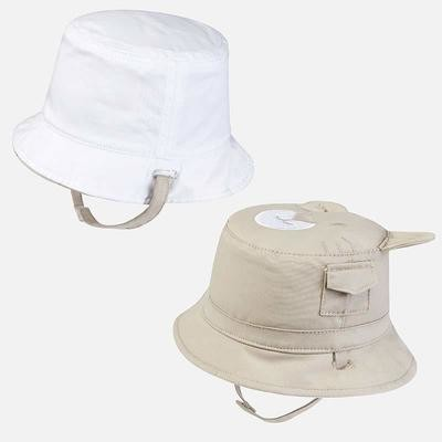 Reversible Hat 9065S 18m