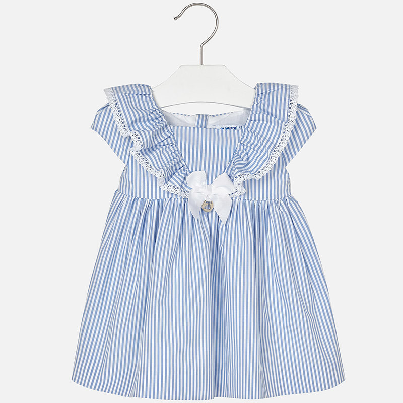 Striped Dress 1948 24m