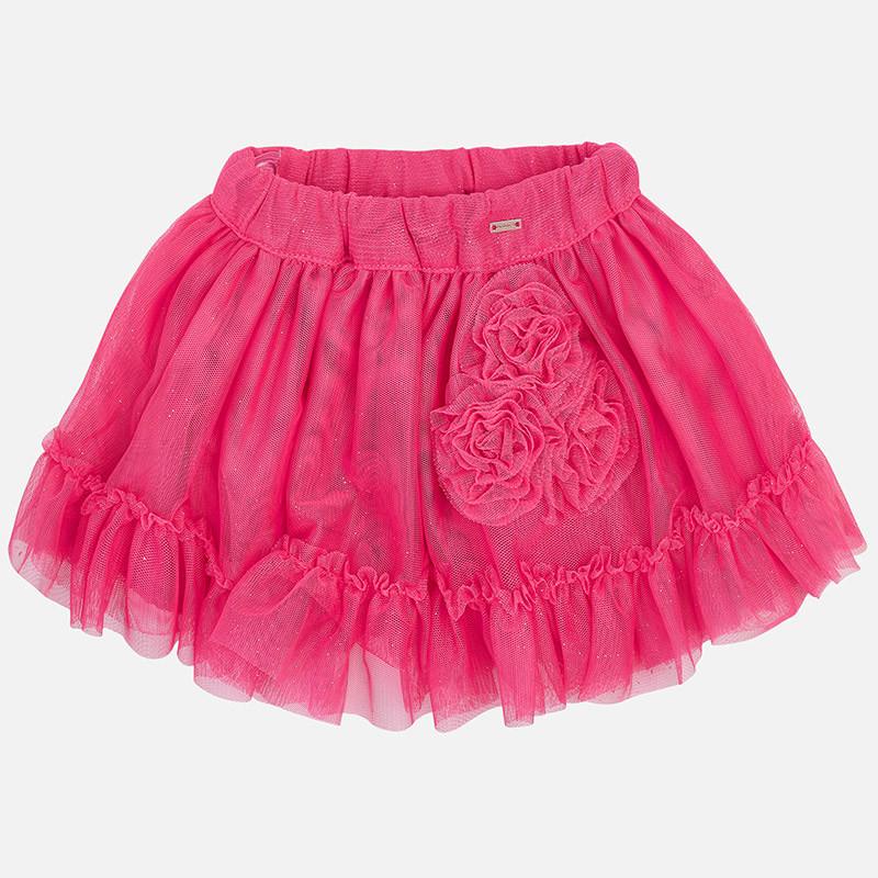Fushcia Tutu Skirt 1900F 6m