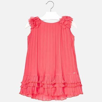 Pleated Dress 3926 - 7