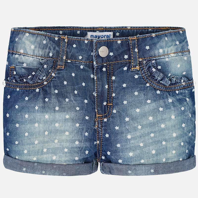 Star Denim Shorts 3204 - 7