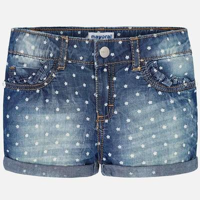 Star Denim Shorts 3204 - 7