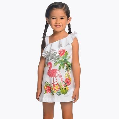 Flamingo Dress 3953 - 8