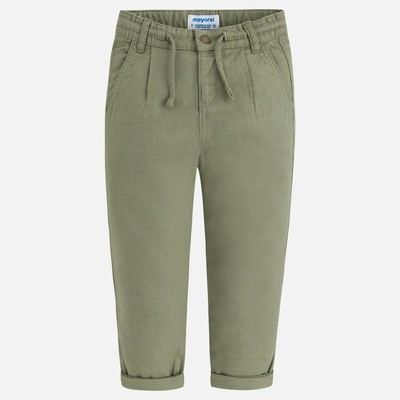 Green Pants 3542-7