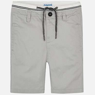 Marble Grey Chino Shorts 3229 - 7