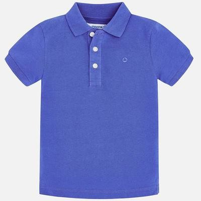 Basic Blue Polo 150m - 3