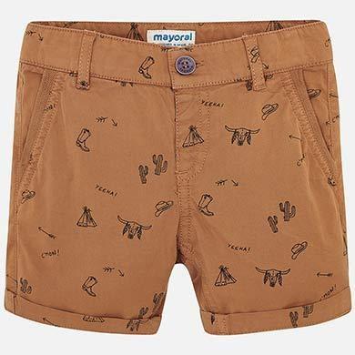 Print Shorts 3236 - 3