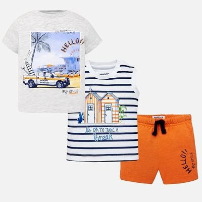 Surf Shorts Set 1646 6m
