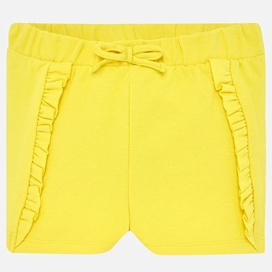 Yellow Shorts 1229 6m
